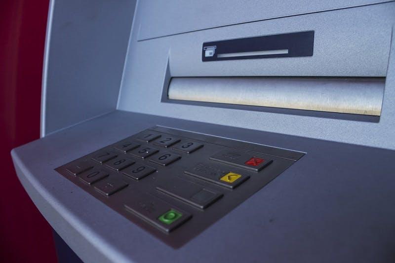Caixa eletrônico - Banco Itaú