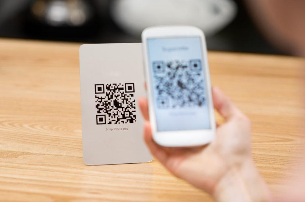 Escanenando QR Code